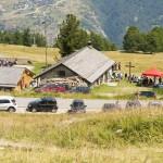 Photo de l'Alpage à Thyon
