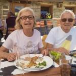 photo de Pierre et Brigitte à L'Alpage de Thyon